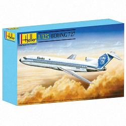Heller 1:125 - Boeing 727