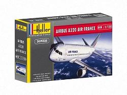 Heller 1:125 - Airbus A320 Air France
