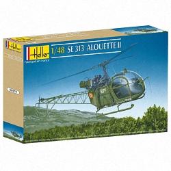 Heller 1:48 - SE 313 Alouette II