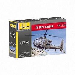Heller 1:48 - Ecureuil Bombardier D'Eau