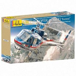 Heller 1:48 - Eurocopter AS350 B3