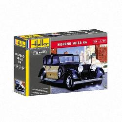 Heller 1:24 - Hispano Suiza K6