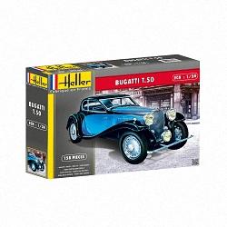 Heller 1:24 - Bugatti T.50