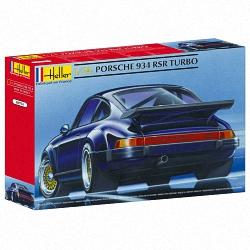 Heller 1:24 - Porsche 934