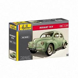 Heller 1:24 - Renault 4 CV
