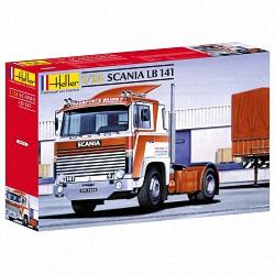 Heller 1:24 - Scania LB 141