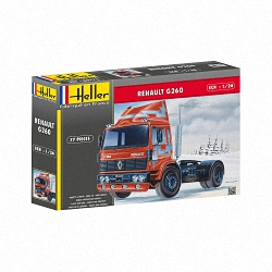 Heller 1:24 - Renault G260 Truck