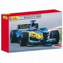 Heller 1:18 - F1 Renault 2004
