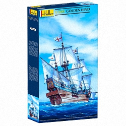 Heller 1:200 - Golden Hind