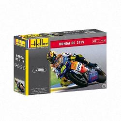 Heller 1:12 - Honda RC211 V