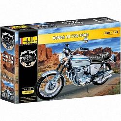 Heller 1:8 - Honda CB 750 Four Motorbike