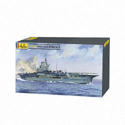 Heller 1:400 - HMS Illustrious