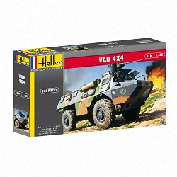 Heller 1:35 - VAB 4 x 4 Transport de Troupes (Troop Transport)