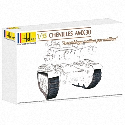 Heller 1:35 - Accessories for Chenilles AMX 30