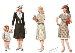 Masterbox 1:35 - Women of WWII Era