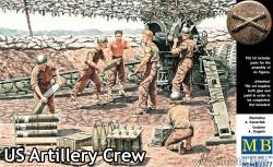 Masterbox 1:35 - US Artillery Crew
