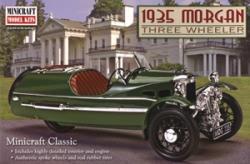 Minicraft 1:16 - 1935 Morgan Three-Wheeler (The Mog)