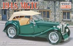 Minicraft 1:16 - 1948 MGTC