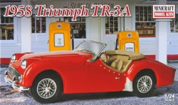 Minicraft 1:24 - 1958 TR-3