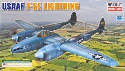 Minicraft 1:48 - USAAF F-5E Lightning