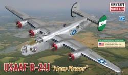 Minicraft 1:72 - USAAF B-24J