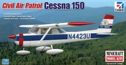Minicraft 1:48 - Cessna 150 Civil Air Patrol