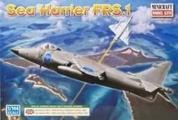 Minicraft 1:144 - Hawker Harrier FRS.1