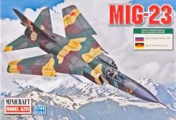 Minicraft 1:144 - MiG 23 USSR w/ 2 Options