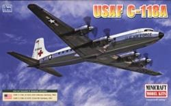 Minicraft 1:144 - USAF C-118A