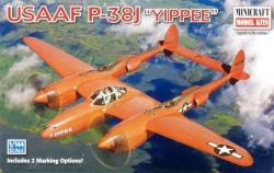 Minicraft 1:144 - USAAF P-38J