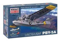 Minicraft 1:144 - USCG PBY Catalina
