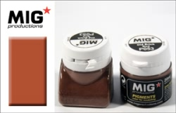 Mig Pigments - Old Brick Red