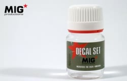 Mig Productions 35ml - Decal Set (x6)