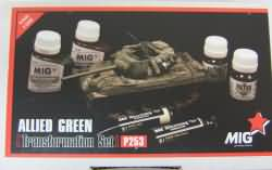 Mig Productions - Allied Green Transformation Set
