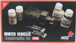 Mig Productions - Winter Vehicles Transformation Set