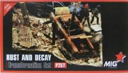 Mig Productions - Rusty Vehicles Transformation Set