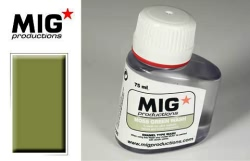 Mig Washes - Moss Green Wash