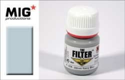 Mig Filters - Japan Navy Blue