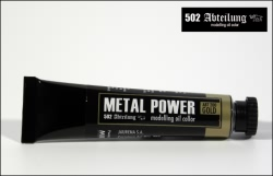 Mig Productions Oil Colours - Metal Power Gold