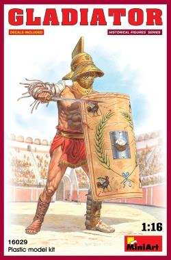 Miniart 1:16 - Gladiator
