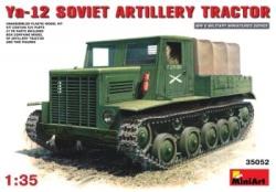Miniart 1:35 - Soviet Artillery Tractor Ya-12 Early Prod