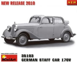 Miniart 1:35 - German Staff Car 170V