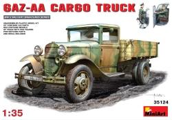 Miniart 1:35 - GAZ-AA Cargo Truck