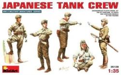 Miniart 1:35 - Japanese Tank Crew
