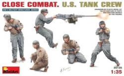 Miniart 1:35 - Close Combat U.S. Tank Crew