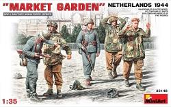 Miniart 1:35 - Market Garden (Netherlands 1944)