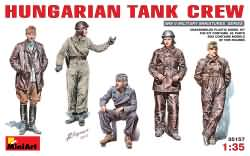 Miniart 1:35 - Hungarian Tank Crew