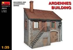 Miniart 1:35 - Ardennes Building