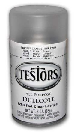 Testors Sprays 85ml - Dullcote