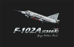 Meng Model 1:72 - Convair F-102A (Case X)